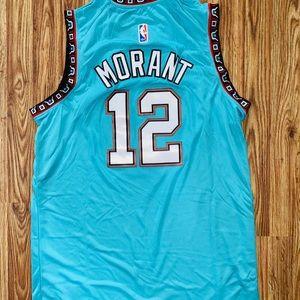 JA Morant Memphis Grizzlies Swingman Jersey NWT